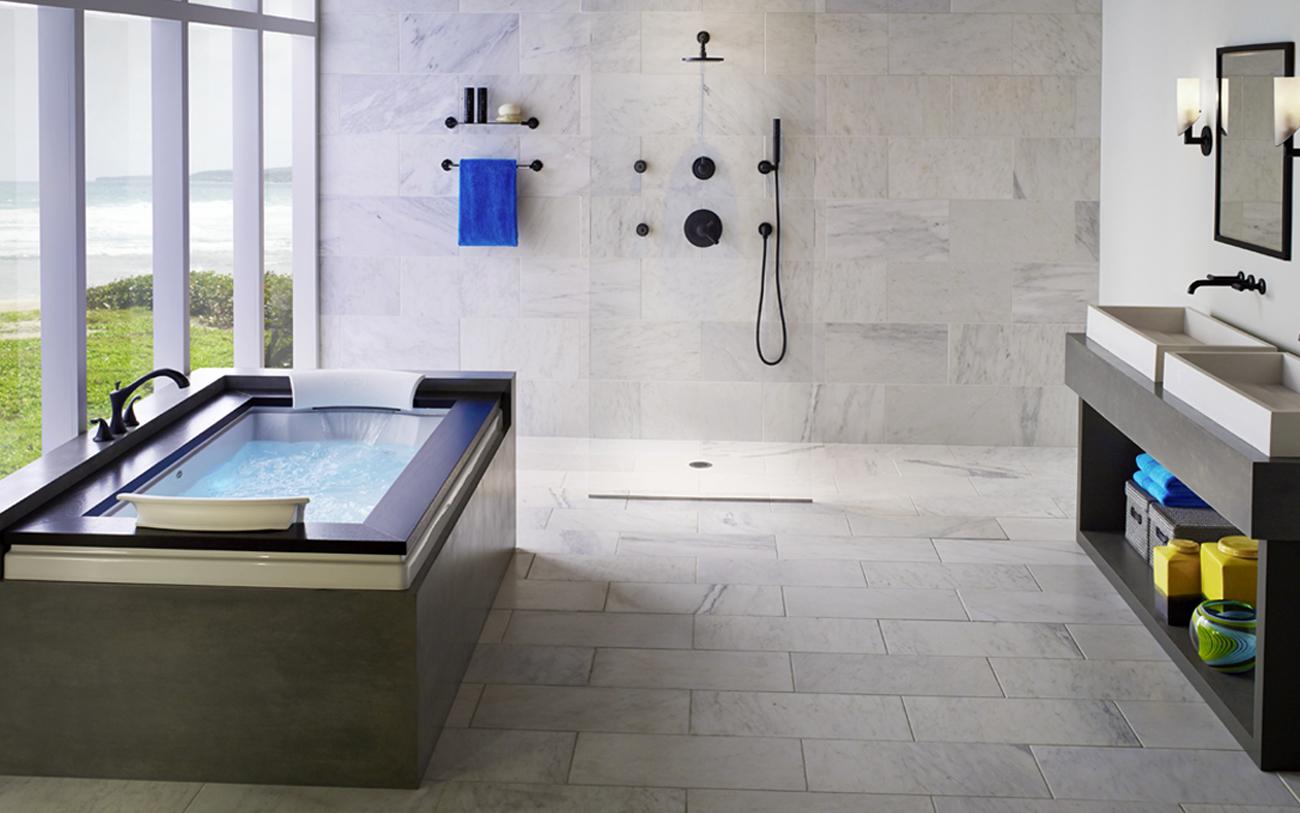 AE Creative | Jacuzzi Baths